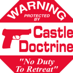 castle doctrine, self defense